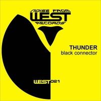 Couverture du titre Black Connector - Single