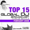 Cover of the album Global DJ Broadcast Top 15, February 2009