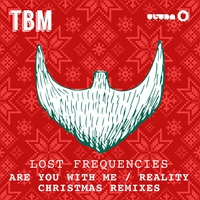 Cover of the track Are You with Me / Reality (Christmas Remixes) - Single