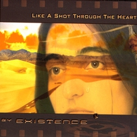 Cover of the track Like a Shot Through the Heart