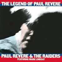 Couverture du titre The Legend of Paul Revere