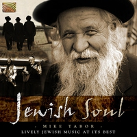 Cover of the track Jewish Soul - Lively Jewish Music at its Best