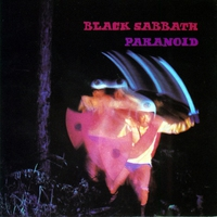 Cover of the track Paranoid