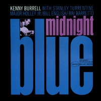 Cover of the track Midnight Blue (The Rudy Van Gelder Edition Remastered)