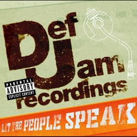 Cover of the track Def Jam Recordings - Let The People Speak