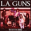 Cover of the album Boston 1989