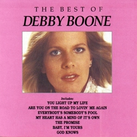 Cover of the track The Best of Debby Boone