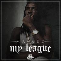 Couverture du titre My League - Single