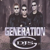 Couverture de l'album Generation Djs