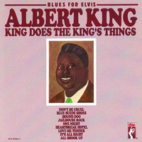 Couverture du titre Blues for Elvis - King Does the King's Things (Remastered)