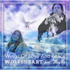 Couverture de l'album Wings of Love and Peace (feat. MayRa) - Single