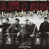 Cover of the album Love, Hate 'n' Rage