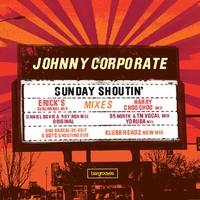Cover of the track Sunday Shoutin'