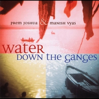 Cover of the track Water Down the Ganges
