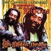 Cover of the album Jah Golden Throne