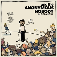 Couverture du titre and the Anonymous Nobody...