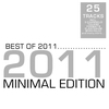 Cover of the album Best of 2008 - Minimal Edition