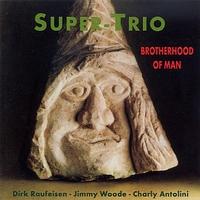 Couverture du titre Brotherhood of Man