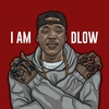 Cover of the album I am DLOW - EP