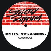 Couverture du titre Go On Move - EP