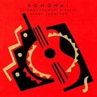 Cover of the track Songhai