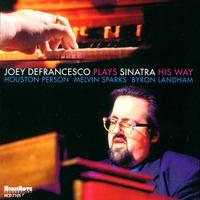 Cover of the track Joey Defrancesco Plays Sinatra His Way