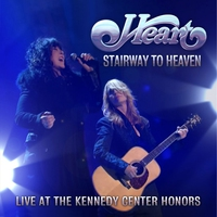 Cover of the track Stairway to Heaven (Live At the Kennedy Center Honors) [With Jason Bonham] - Single