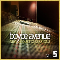 Cover of the track New Acoustic Sessions, Volume 1