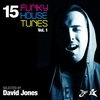 Cover of the album 15 Funky House Tunes, Vol. 1 - Selected By David Jones