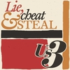 Cover of the album Lie, Cheat & Steal