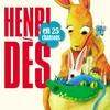 Couverture de l'album Henri Dès en 25 chansons