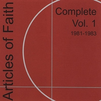 Cover of the track Complete Vol. 1 1981-1983