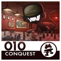 Couverture du titre Monstercat 010: Conquest