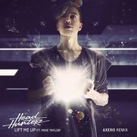 Couverture du titre Lift Me Up (feat. Mike Taylor) [Axero Remix] - Single