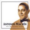 Cover of the album Antonio Machín, Sus 20 Grandes Éxitos