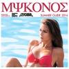 Couverture de l'album Mykonos Summer Guide 2012