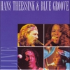 Cover of the album Hans Theessink & Blue Groove: Live