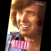Couverture de l'album The Best of Don McLean