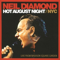 Couverture du titre Hot August Night / NYC (Live From Madison Square Garden)