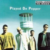 Cover of the track Played on Pepper