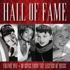 Cover of the album Hall of Fame Volume 1 (Doris Day, Ella Fitzgerald, Eartha Kitt, Judy Garland)