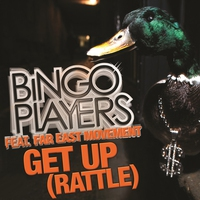 Cover of the track Get Up (Rattle) [feat. Far East Movement] - Single