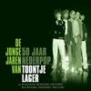Cover of the album De jonge jaren van Toontje Lager