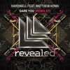 Cover of the track Dare You (feat. Matthew Koma)