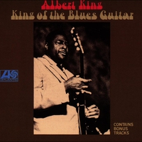 Cover of the track King of the Blues Guitar