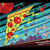 Couverture du titre Runnin' Pizza