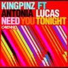Couverture de l'album Need You Tonight - EP