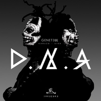 Cover of the track D.N.A. (Deluxe Version)