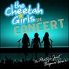 Couverture de l'album The Party's Just Begun: The Cheetah Girls in Concert