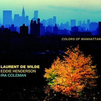 Cover of the track Colors of Manhattan